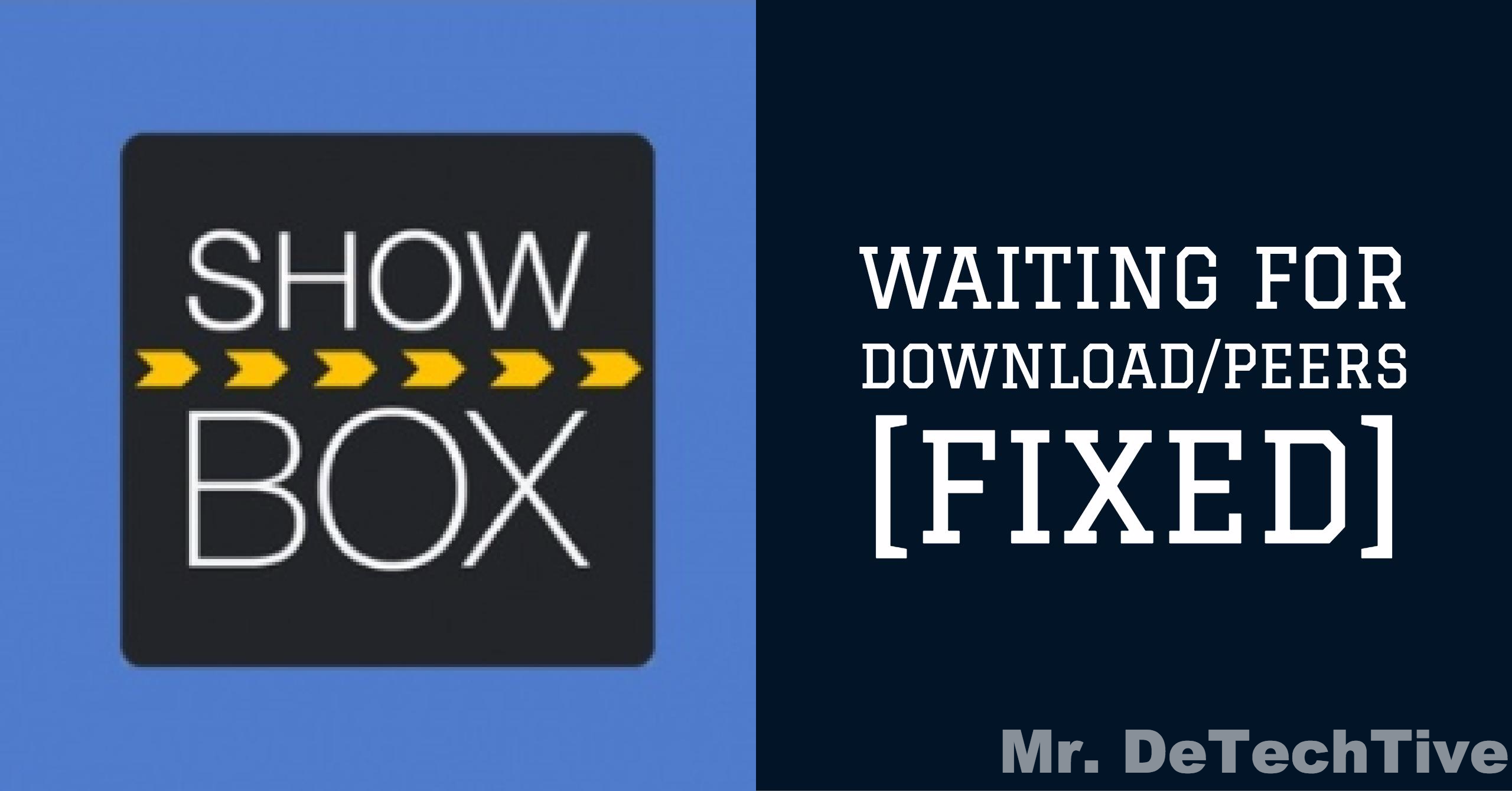 showbox download for apple