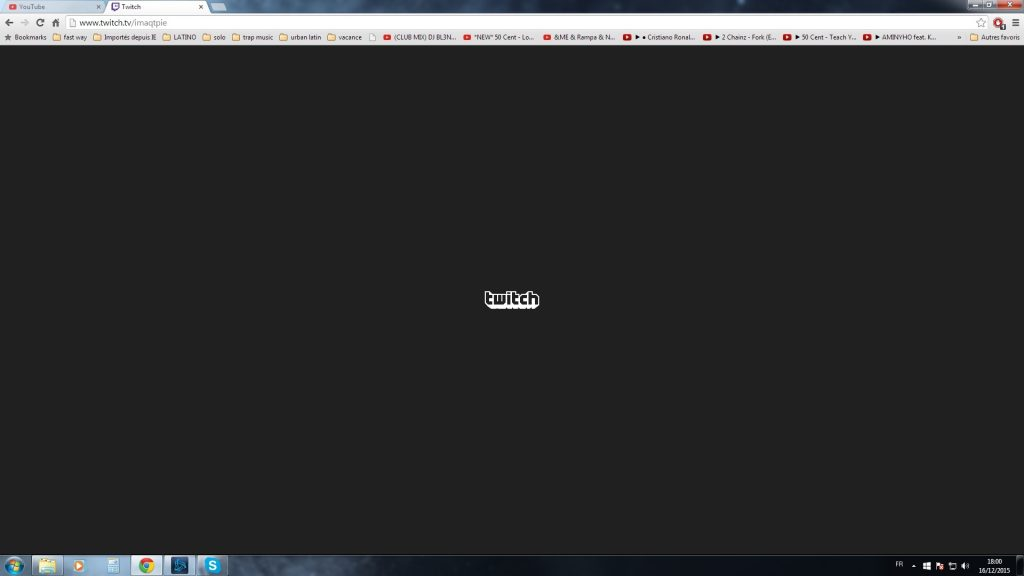 How To Fix Twitch Black/White Screen Issue