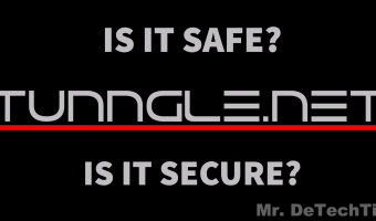 Is Tunngle Safe & Secure to Use? [Review]