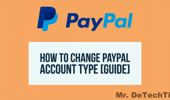 How to Upgrade or Downgrade your Paypal Account [GUIDE]