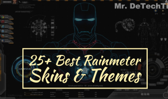 Best Rainmeter Skins and Themes (Latest in 2018)