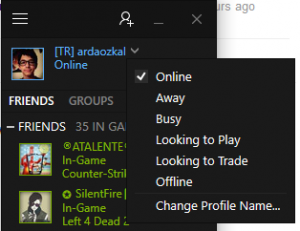 How to Change Steam Account Name [GUIDE]