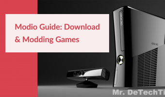 How to Download & Use Modio for Mac, Xbox 360 & One