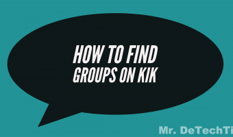 How to Find Groups on Kik [Ultimate Guide]