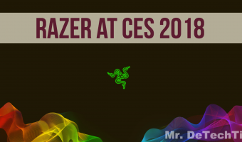 Razer at CES 2018: Full Product Round-Up