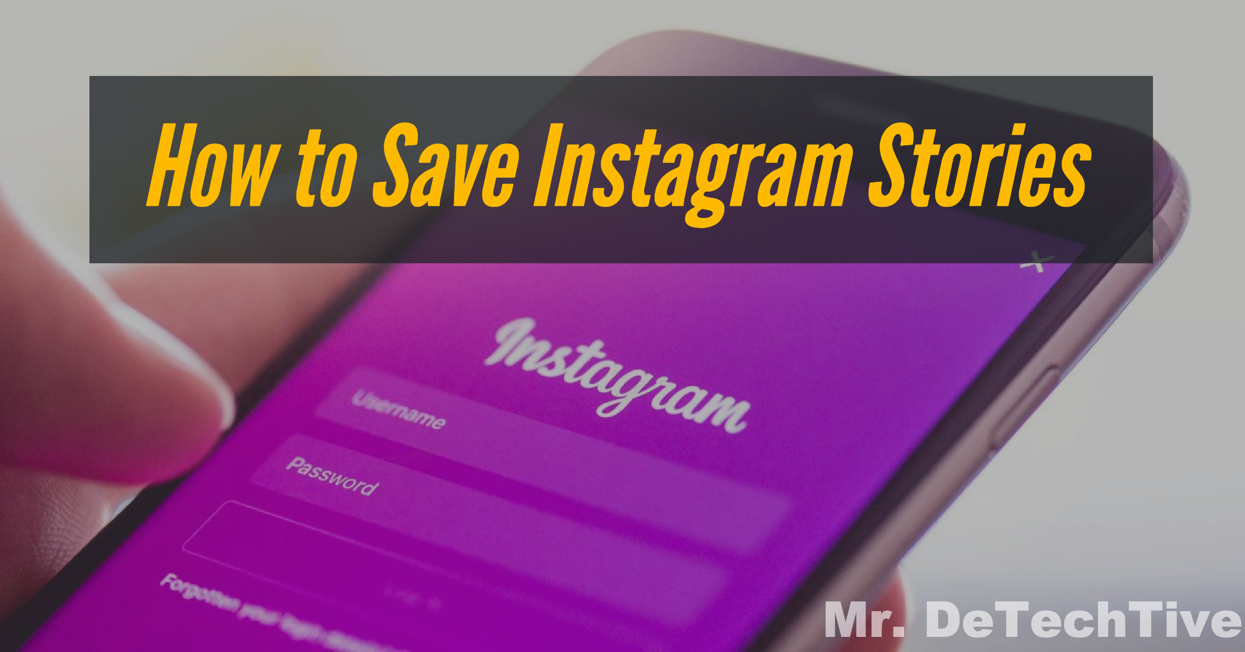 How to save instagram stories on android ios pc guide ccuart Images