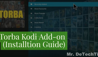 How to Install Torba Kodi Addon [GUIDE]